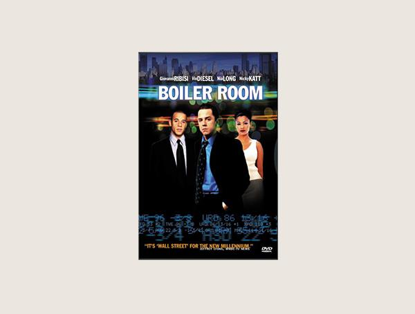 Boiler Room Best Business Movies For Men