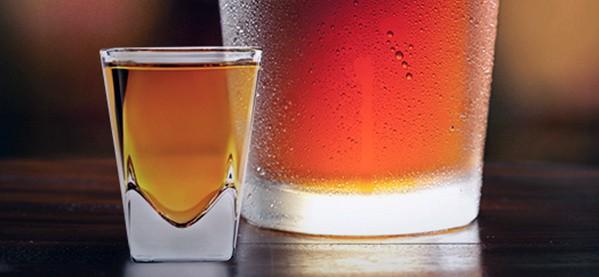 Boilermaker Manly Drinks For Men