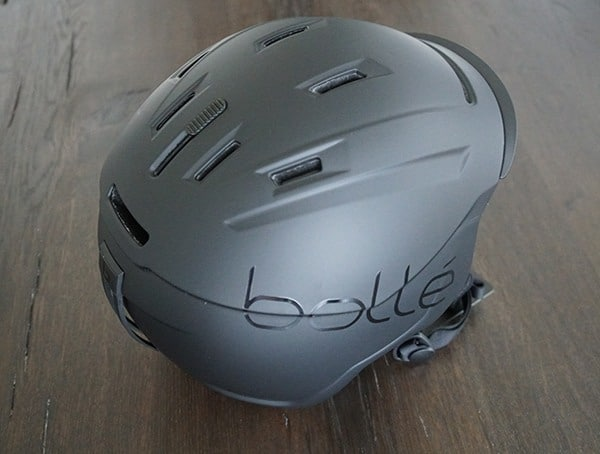 Bolle Instinct Mips Side Helmet Rear View