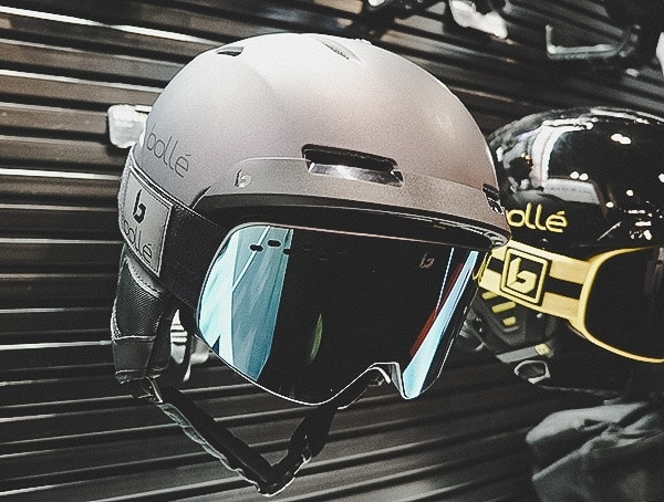 Bolle Mens Boa Mips Ski Helmet In Matte Black