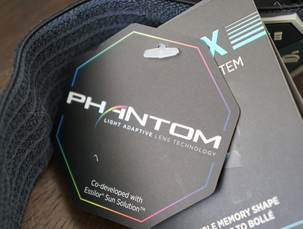 Bolle Phantom Lens Tag