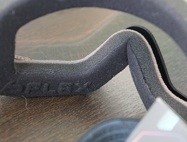 Bolle Tsar Ski Goggles B Flex Foam Padding For Face