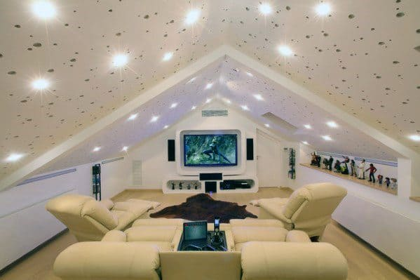 Bonus Room Home Theater