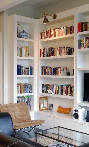 Bookcase Book Storage Designs