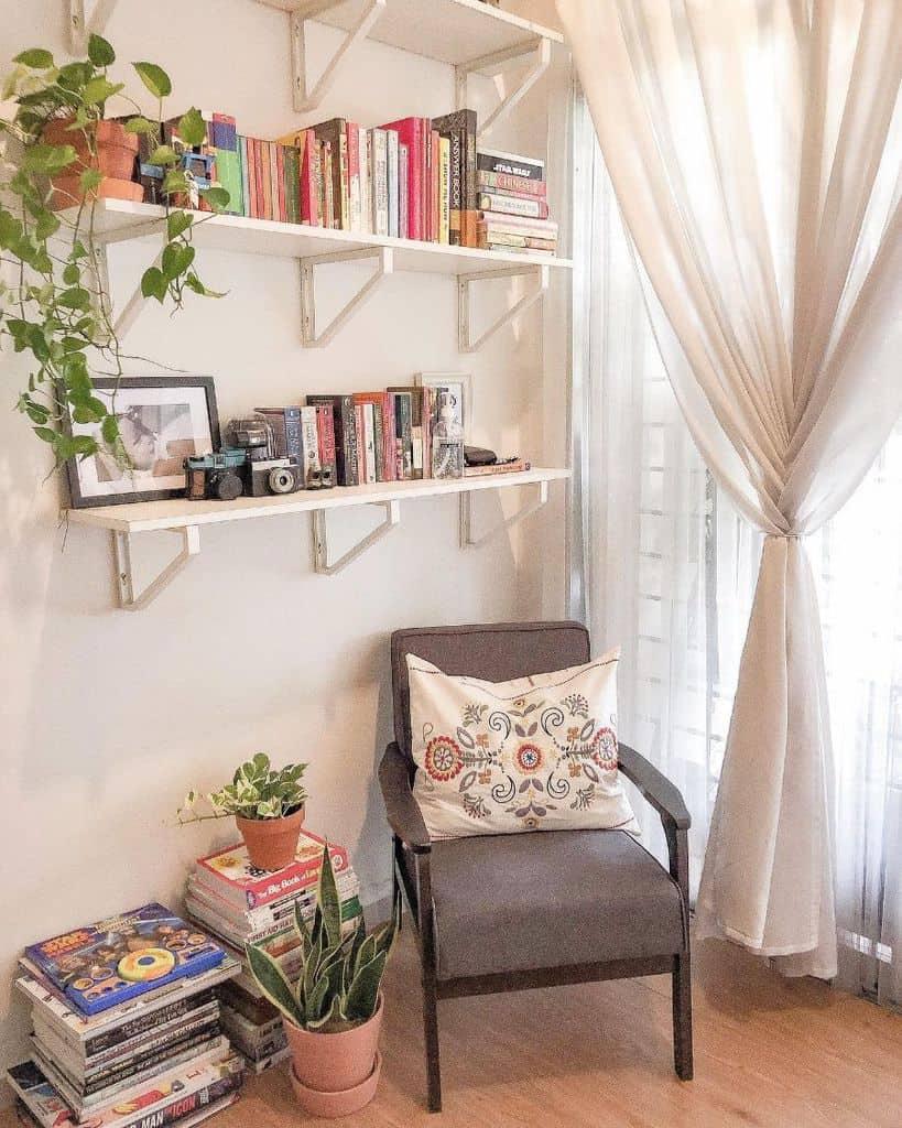 Bookcase Ideas Reading Nook Sofia Masri