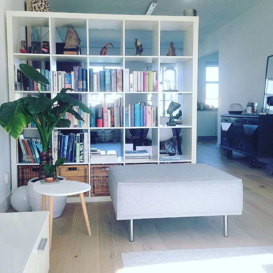 Bookcase Room Divider Ideas Callingfromhome