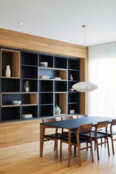 Bookshelf Storage Ideas