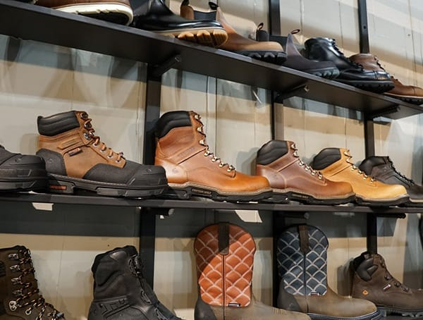 Boot Collection Wolverine Outdoor Retailer Winter Market 2018