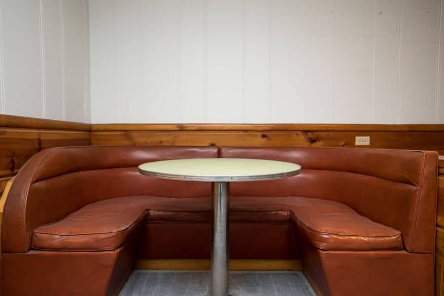 Booth Banquette Seating 1