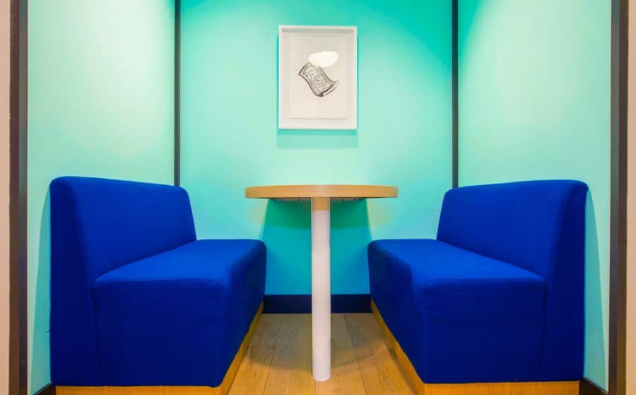 Booth Banquette Seating 2
