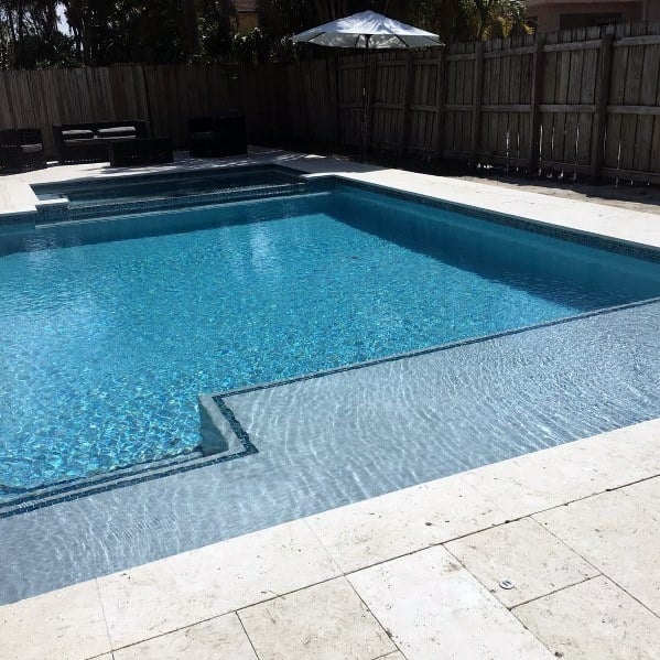 Border Mosaic Ideas For Swimming Pool Tiles