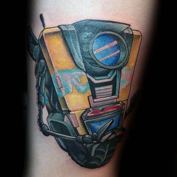 Borderlands Guys Tattoos