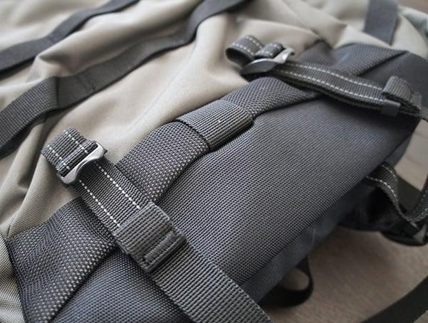 Bottom Compression Strap Detail Ogio Alpha Convoy 525 Backpack