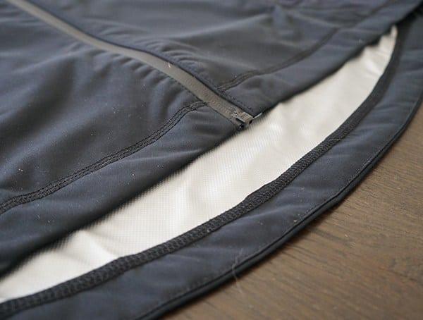 Bottom Hem With Waterproof Interior Lining Ogio All Elements Elite Rain Jacket For Men