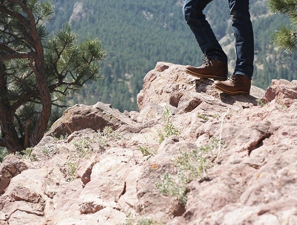 Boulder Colorado The North Face Bridgeton Chukka Boots Field Test Outdoors
