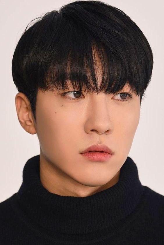 Bow Cut Fade Haircut Asian
