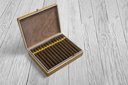 Box Of Cigars Housewarming Gifts For Men