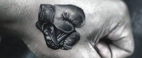40 Boxing Tattoos For Men – A Gloved Punch Of Manly Ideas