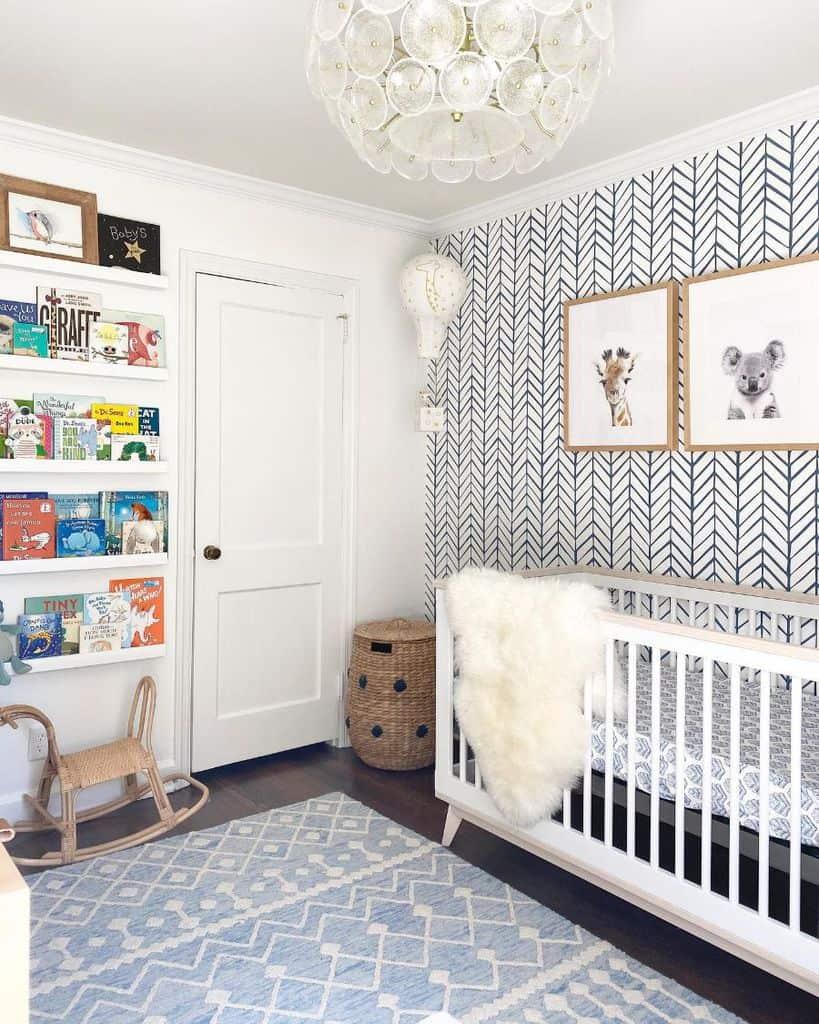 Boy Nursery Ideas Southerlyabodeinteriors