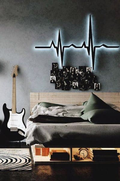 Boys Teenage Bedroom