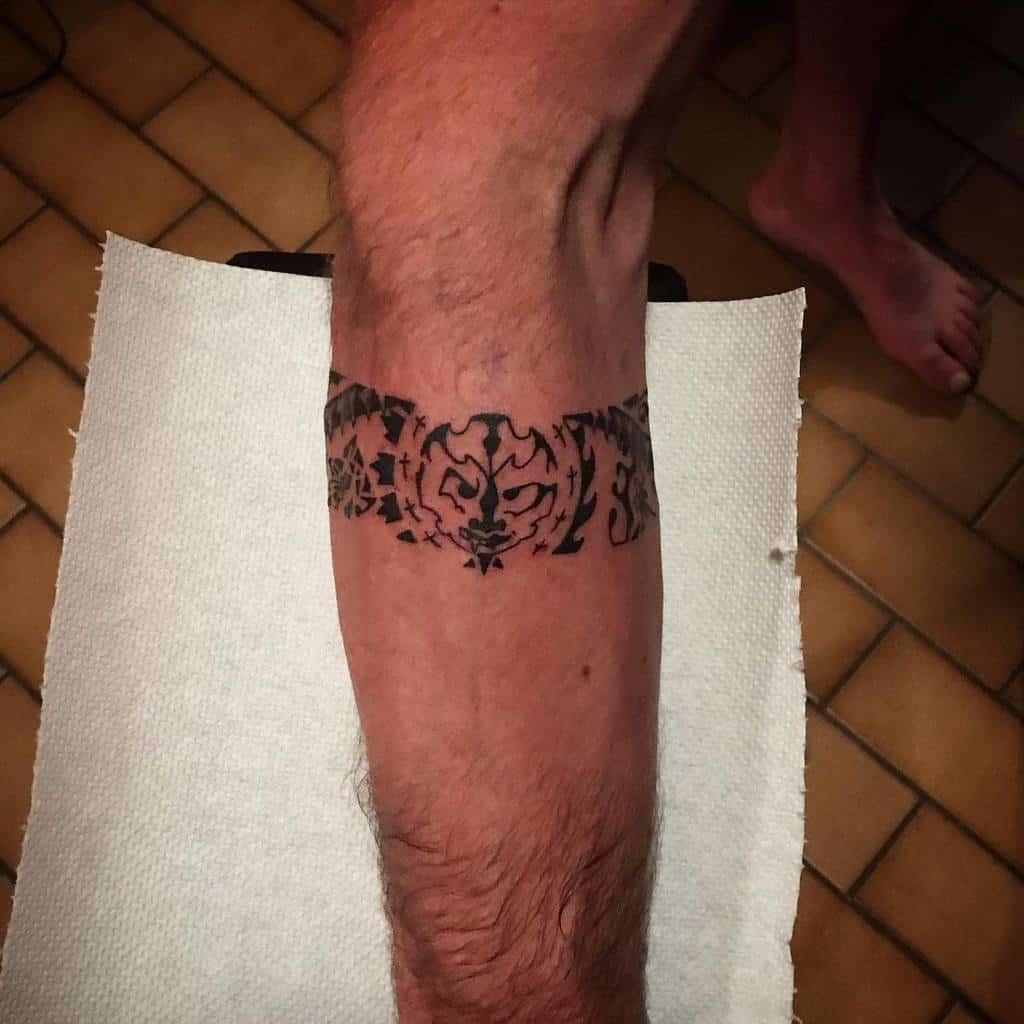 Bracelet Tiki Tattoo Damienandreani