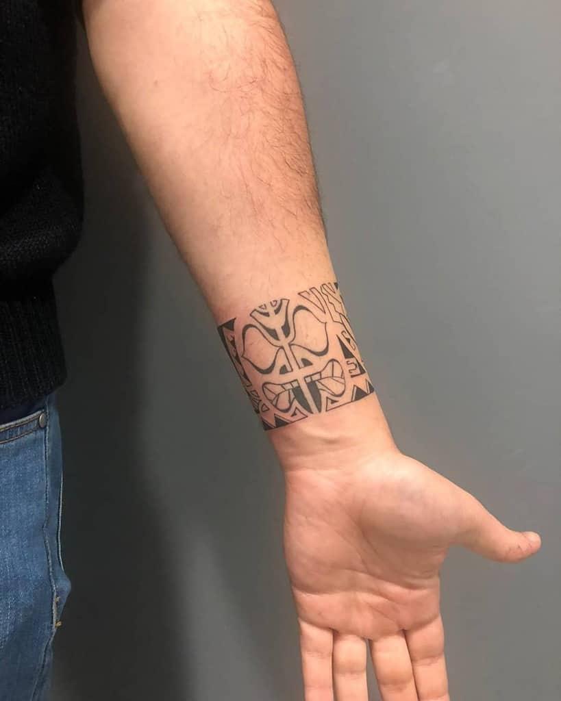 Bracelet Tiki Tattoo Miquimoko