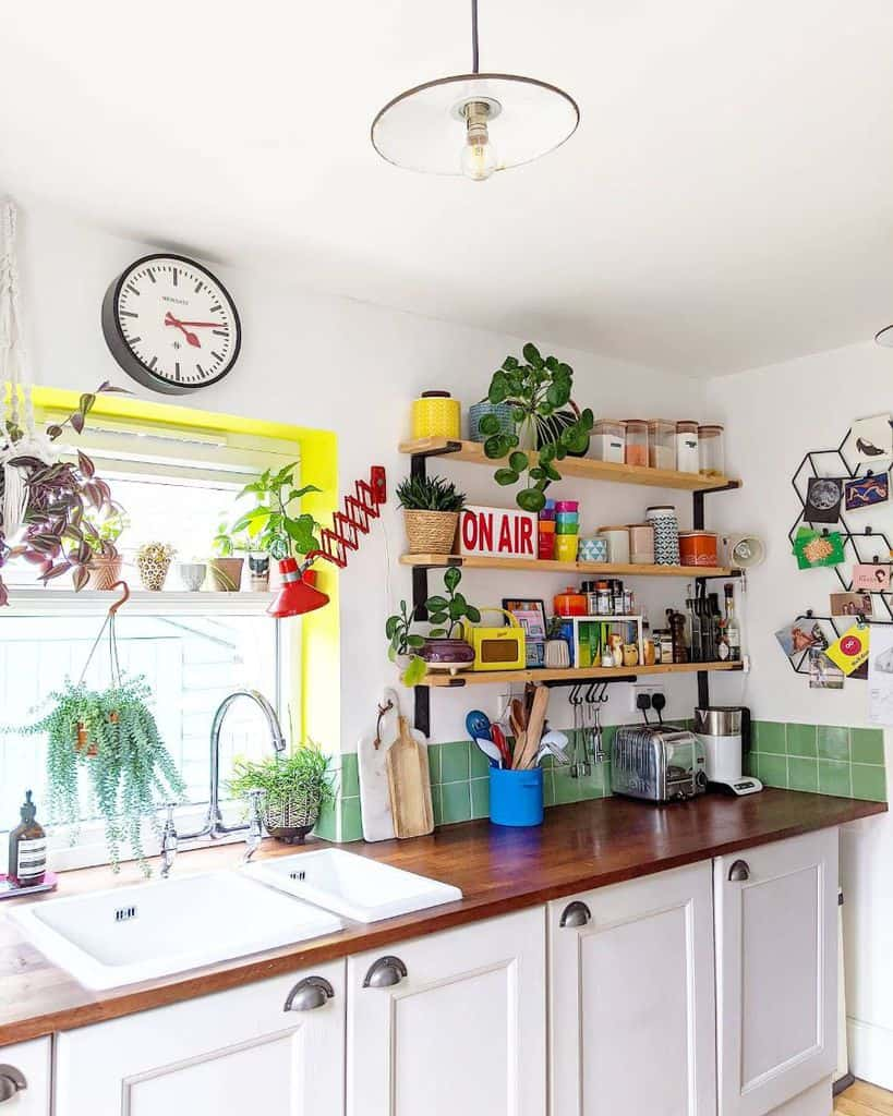 bracket kitchen shelving ideas dorabeehome