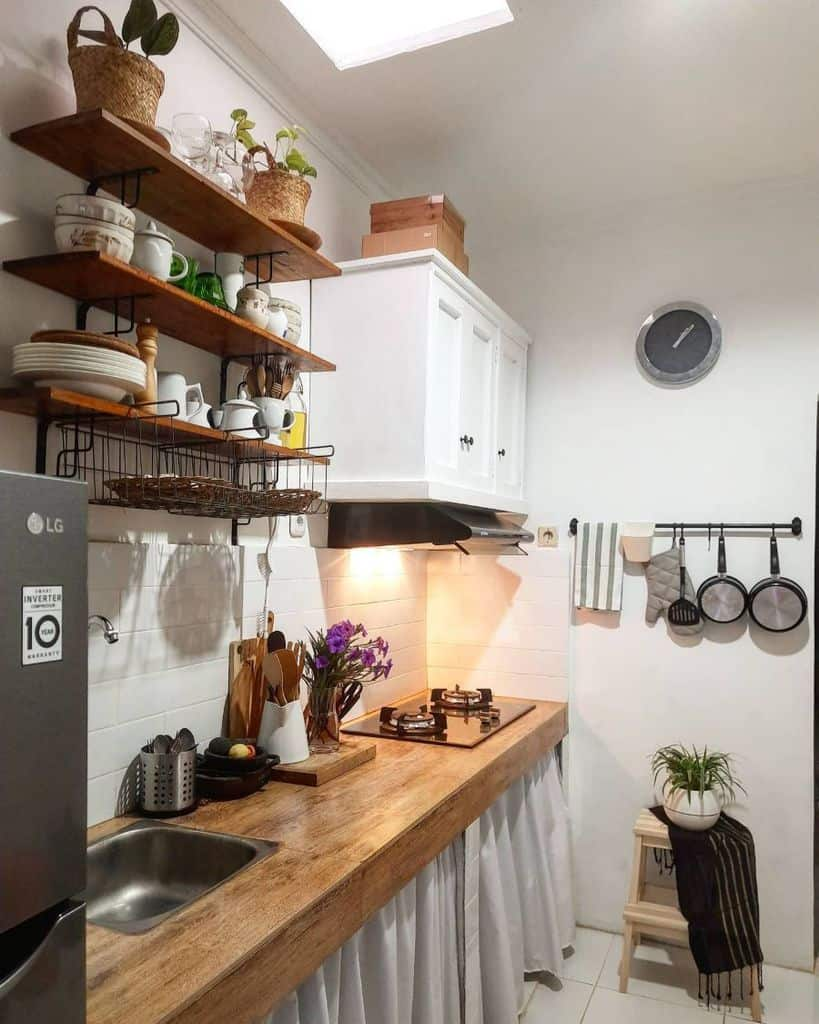 bracket kitchen shelving ideas ummumusa_fera