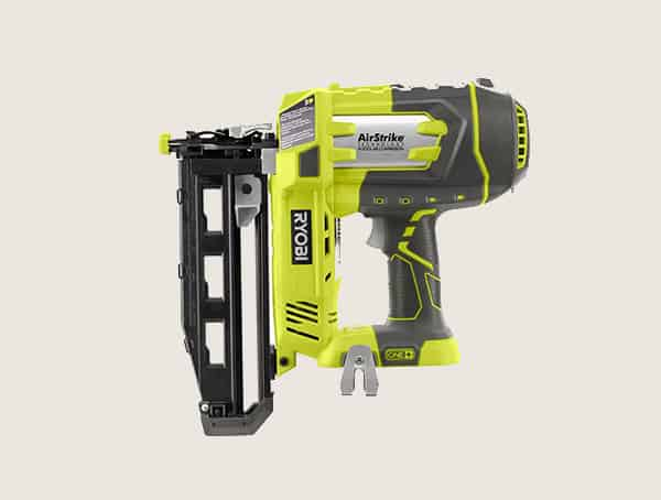 Brad Finish Nailer Essential Mens Tools