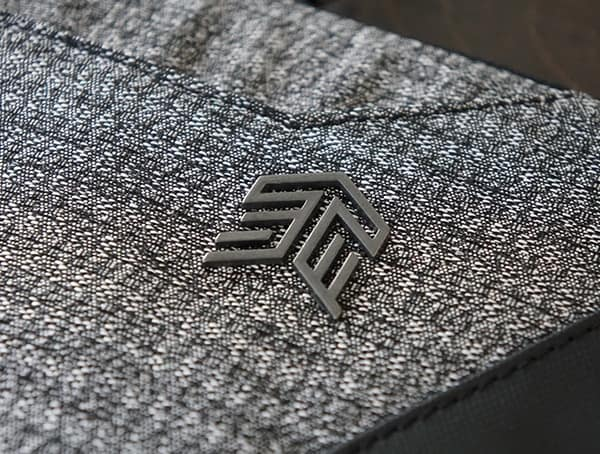 Branded Detail Smarter Than Most Myth Laptop Sleeve