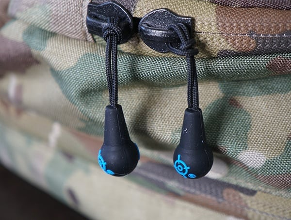 Branded Pull Handles Blue Force Gear Tracer Pack