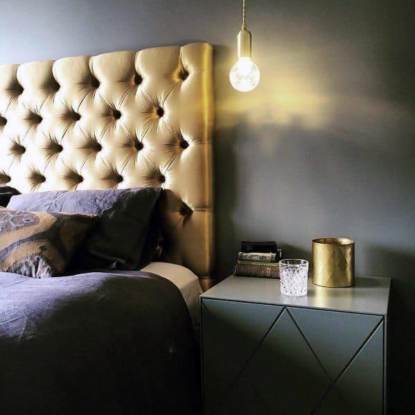 Brass Lightbulb Vintage Look Home Interior Bedroom Lighting