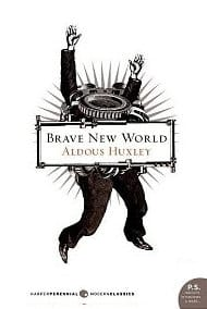 Brave New World Book For Men By Aldous Huxley