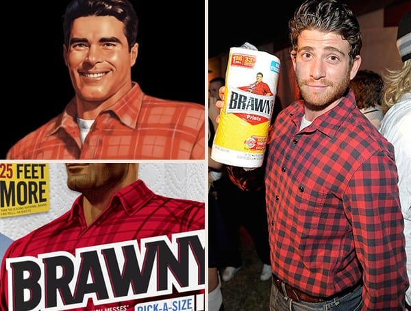 Brawny Man Best Halloween Costume Ideas For Men