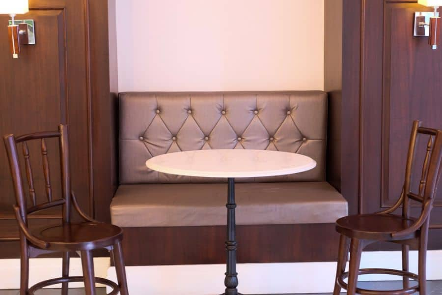 Breakfast Nook Banquette Seating 2