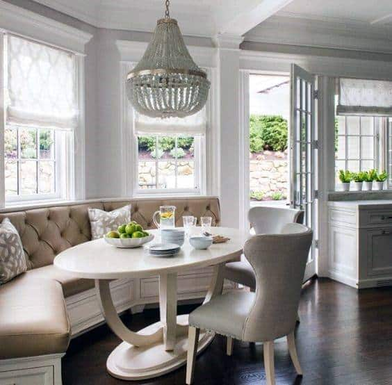 Breakfast Nook Design Inspiration