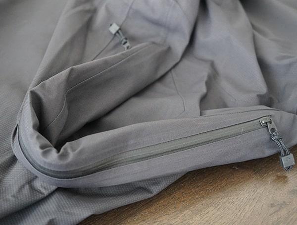 Breathable Vent Closed With Zipper The North Face Fuse Brigandine Mens Bib