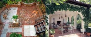 Top 50 Best Brick Patio Ideas – Home Backyard Designs