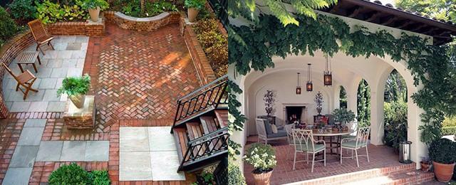 Brick Patio Ideas