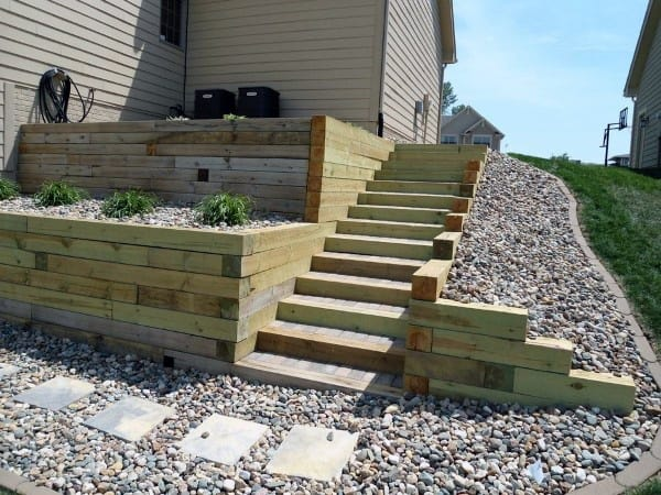 Top 60 Best Retaining Wall Ideas - Landscaping Designs