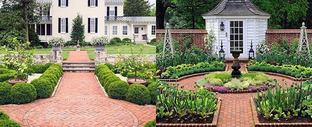 Brick Walkway Ideas