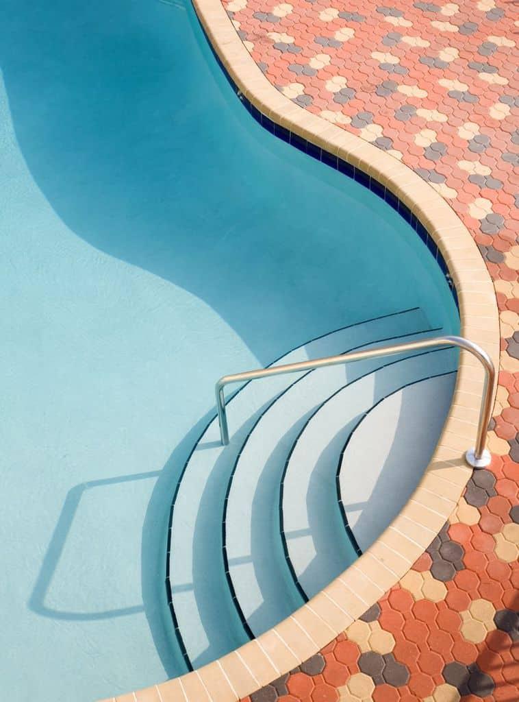 Bricks And Pavers Pool Deck Ideas 6
