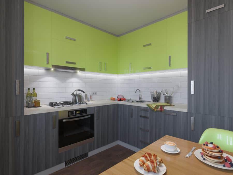 Bright Color Kitchen Paint Colors 1