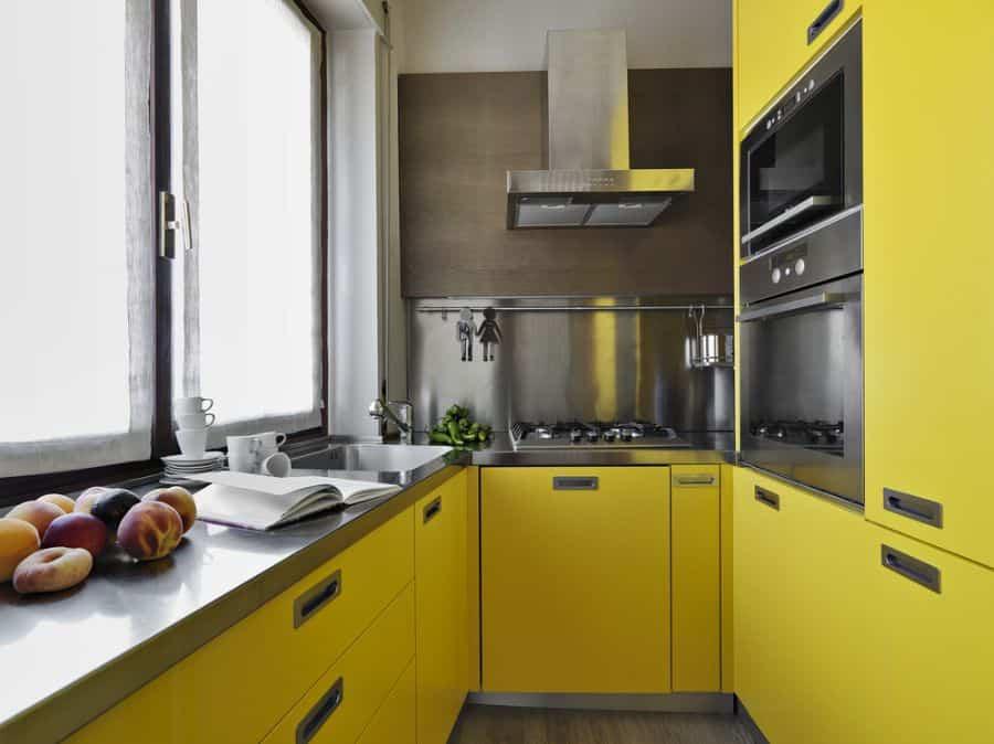 Bright Color Kitchen Paint Colors 5