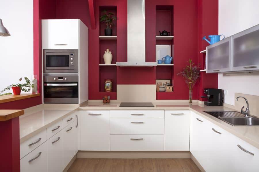 Bright Color Kitchen Paint Colors 7