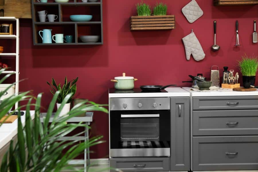 Bright Color Kitchen Paint Colors 8