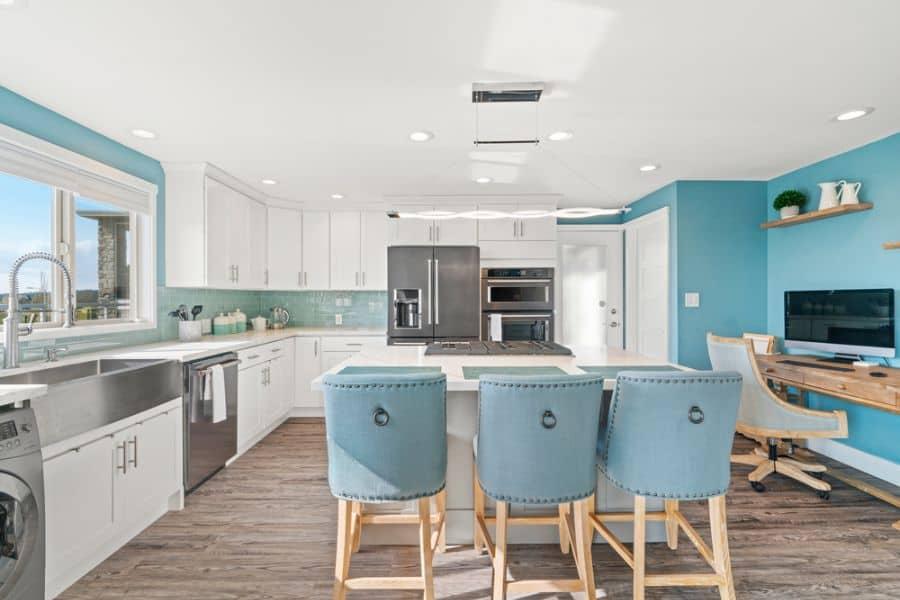 Bright Color Kitchen Paint Colors 9