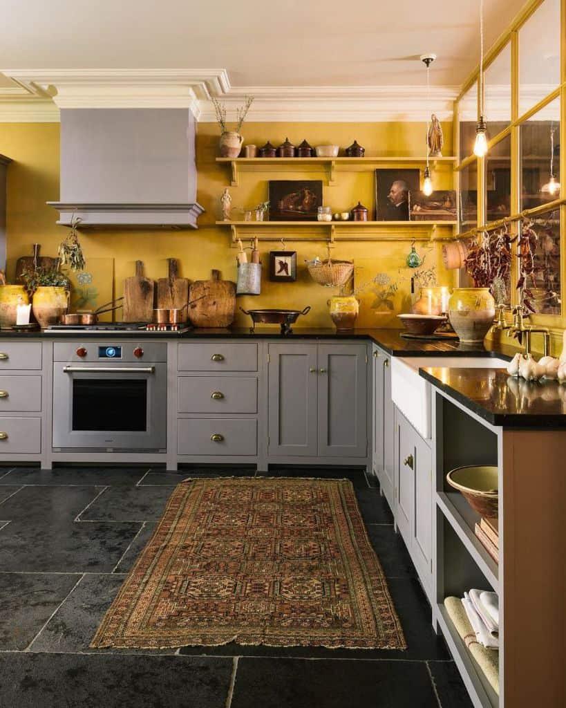 Bright Color Kitchen Paint Colors Devolkitchens