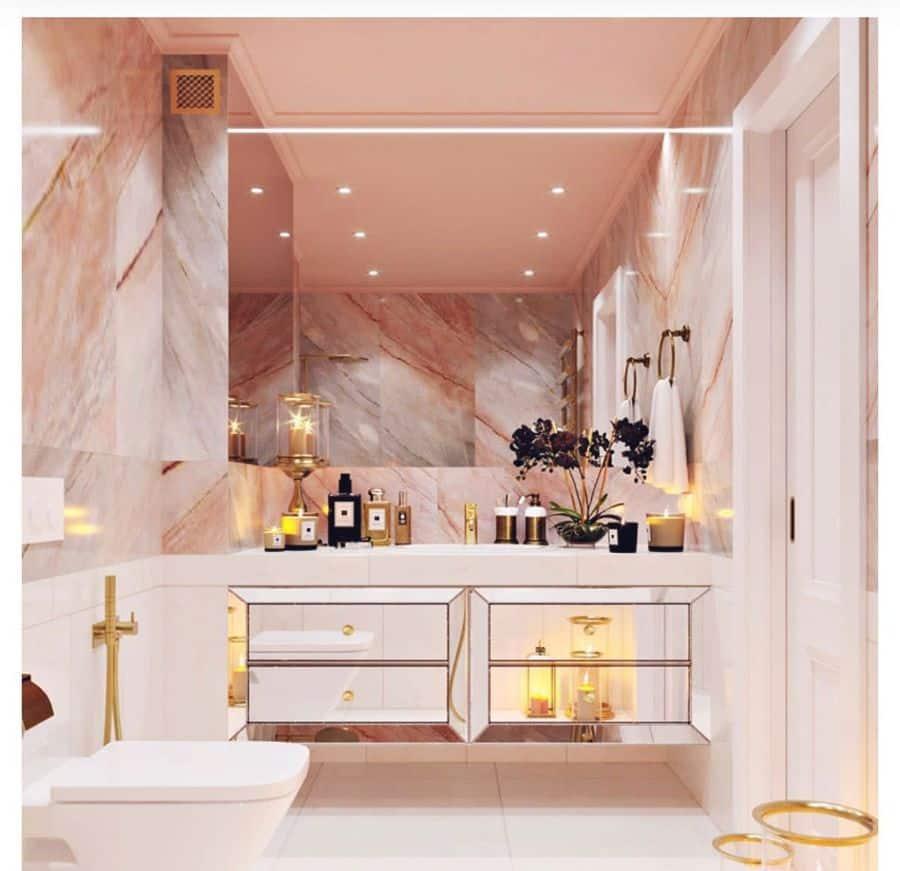 Bright Colors Bathroom Color Ideas 1 The Idfactory