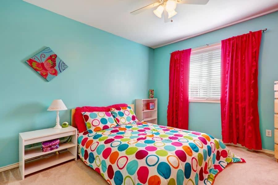 Bright Colors Bedroom Paint Colors 2